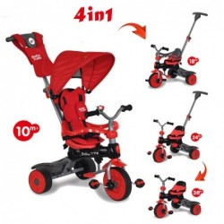 Tricicleta Baby Trike 4 in 1