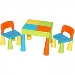 Masuta Guliver cu 2 scaune...