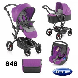Carucior 3 in 1 Jane Epic...