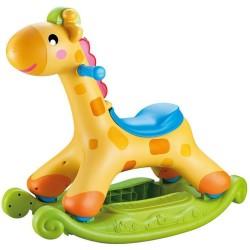 Girafa interactiva cu...