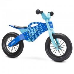 Bicicleta de lemn fara...