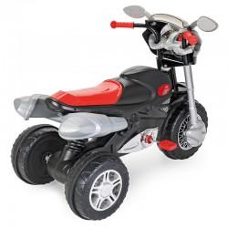 Motocicleta cu pedale si...