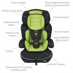 BabyGo – Scaun auto 9-36 kg...